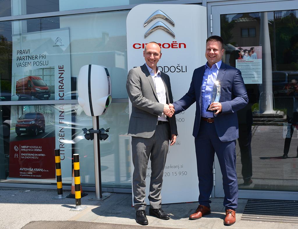 Za vozila Citroën  skrbimo že 20 let!